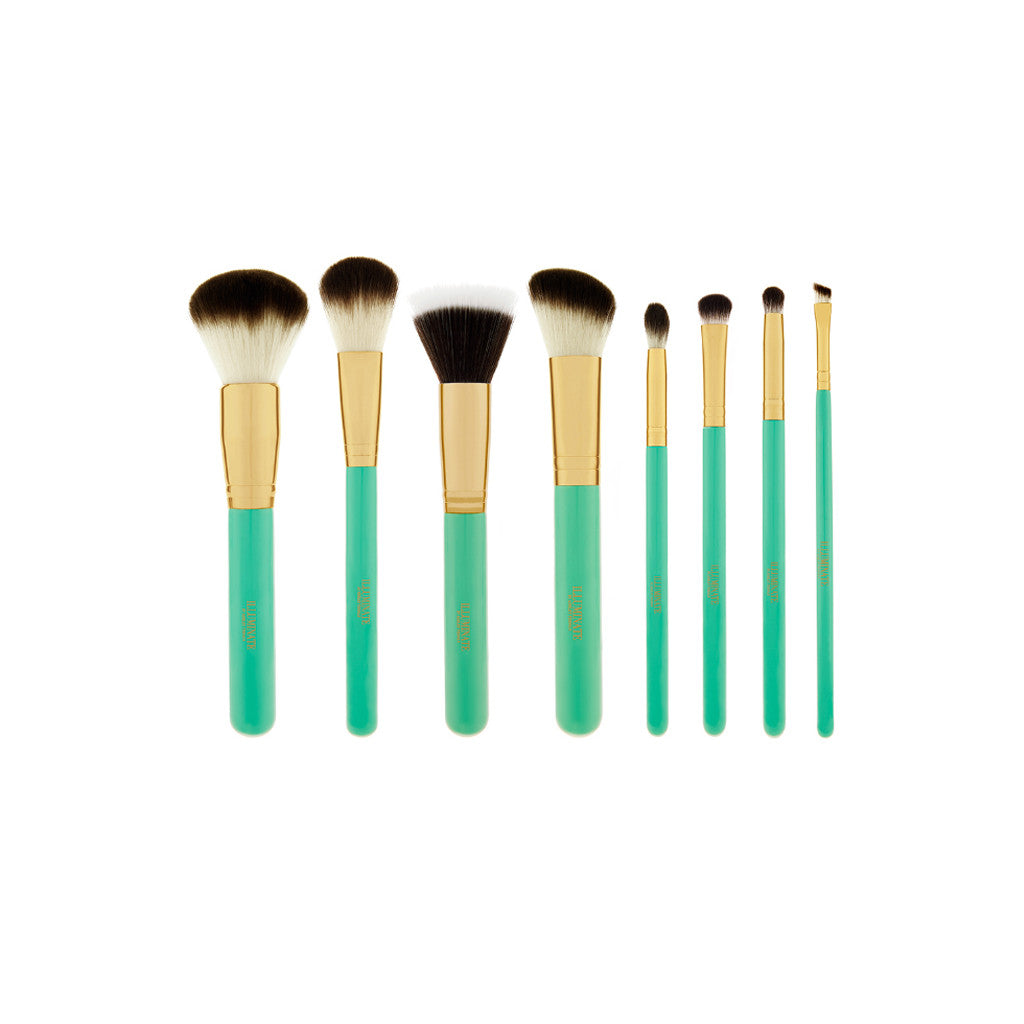 BH Cosmetics - Illuminate by Ashley Tisdale - 8 Piece Brush Set
