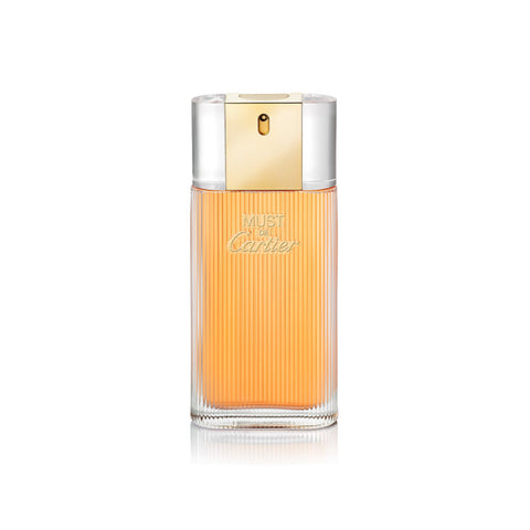 Cartier Must De Cartier Gold EDP-100ml - brandstoreuae