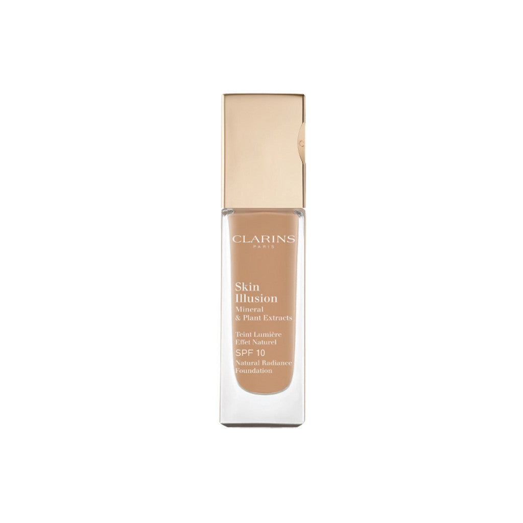 Clarins Skin Illusion Natural Radiance Foundation 105 Nude - 30ml - brandstoreuae