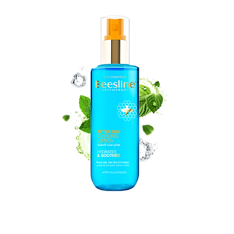 Beesline - After Sun Cooling Lotion -After sun exposure -Brandstore.ae