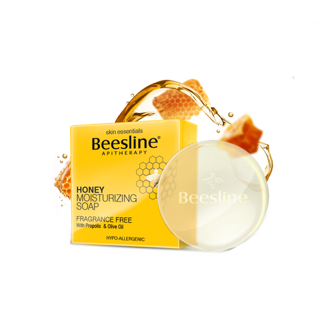 Beesline - Honey Moisturizing Soap - 60gm - brandstoreuae