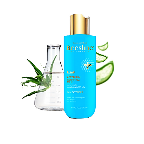 Beesline - After Sun Repairing Milk- Brandstore.ae- 200ml-After sun treatment