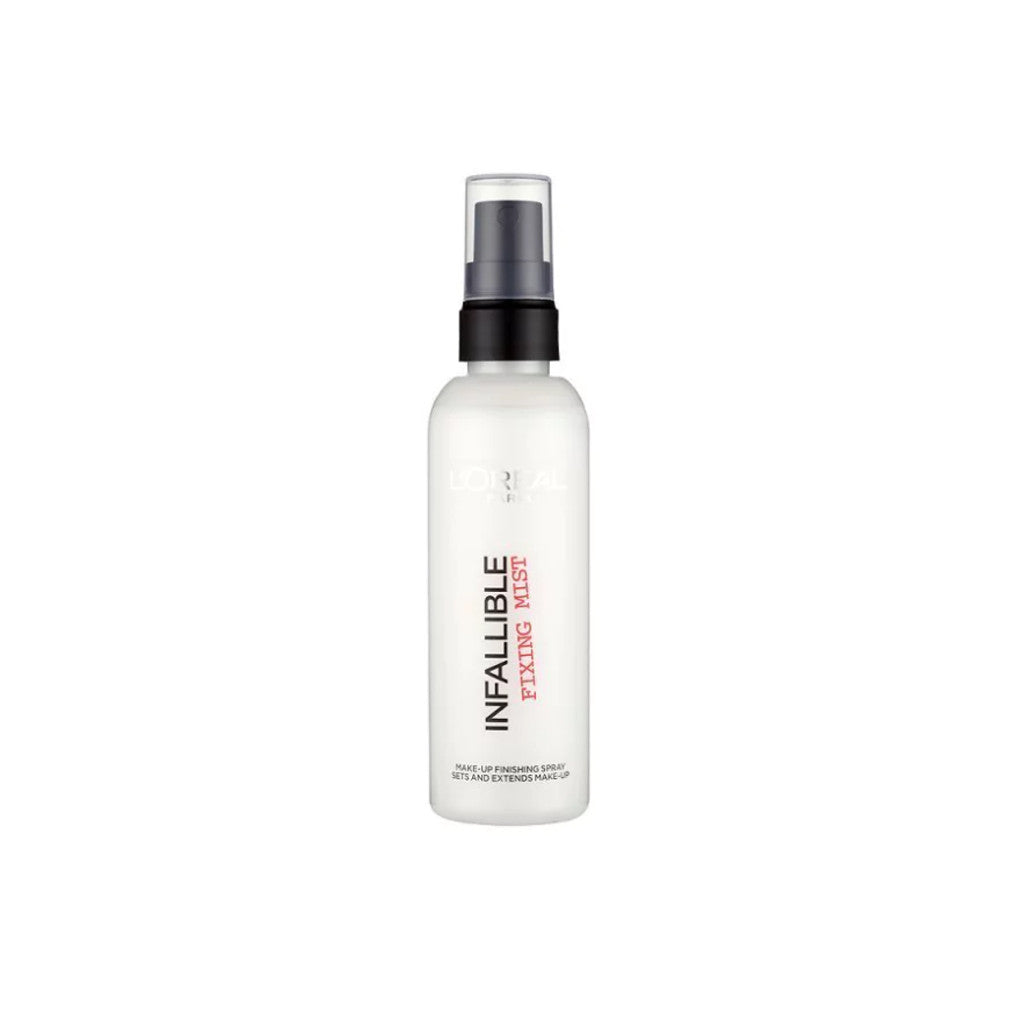 L'OREAL Paris - Infalliable Fixing Mist Setting Spray - 100ml - brandstoreuae