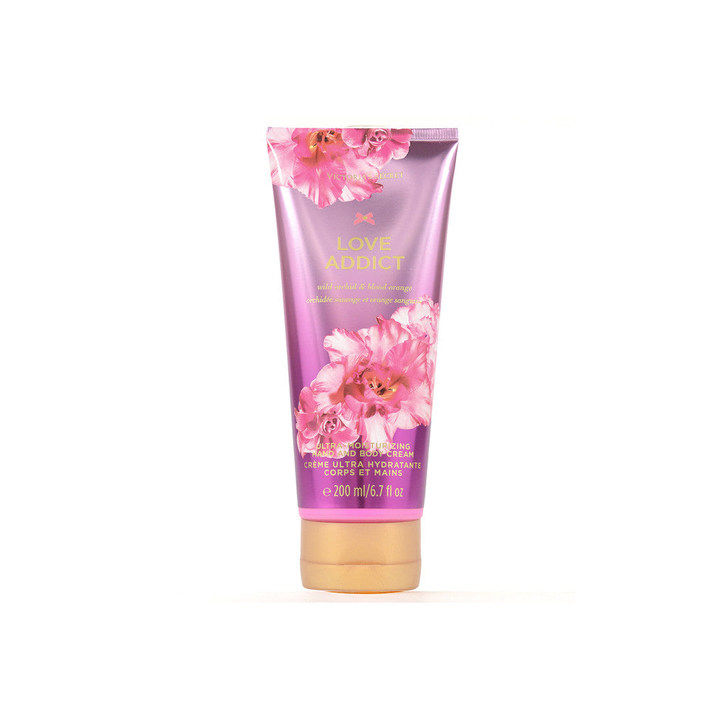 Victoria's Secret - Love Addict - Hand and Body Cream - Victoria Secret-BRANDSTORE