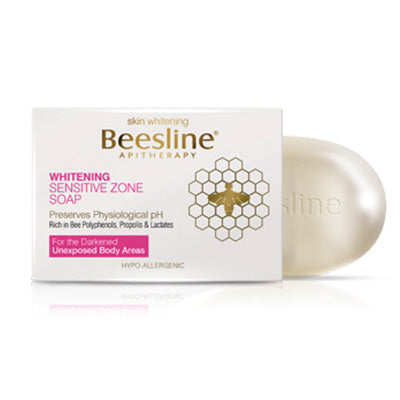 Beesline - Whitening Sensitive Zone Soap - 110g