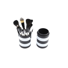 Brushes Morphe Set 706 - 12 Piece Black and White Travel Set - 1