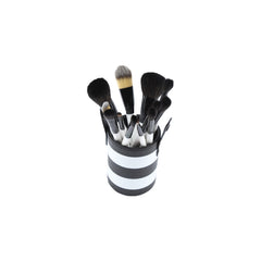 Brushes Morphe Set 706 - 12 Piece Black and White Travel Set - 2