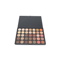 Palette Morphe 350S Color Shimmer Nature Glow Eyeshadow Palette - 2