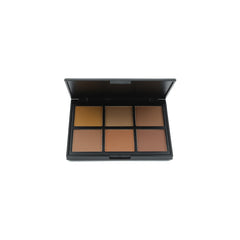 Palette Morphe 06PW Warm Pro Definition Palette - 2