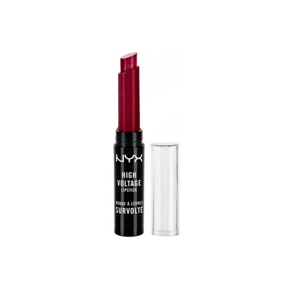 NYX High Voltage Lipstick - 02 Wine and Dine - brandstoreuae