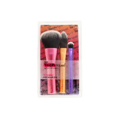 Real Techniques 1416 Mini Brush Trio - brandstoreuae