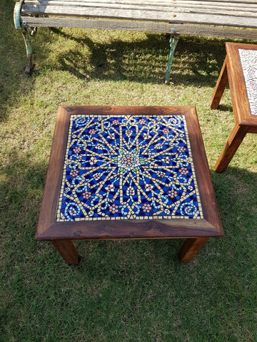 Cordoba mosaic table