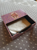 Rose Serviette box holder