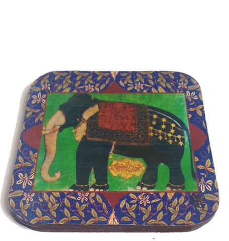 Indigo Elephant Royal Coaster