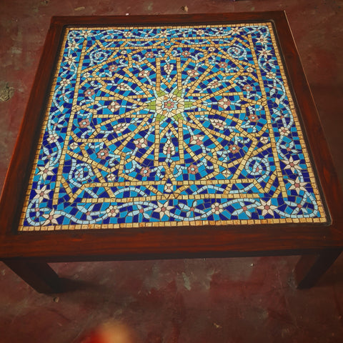 Large Cordoba center Coffee Table