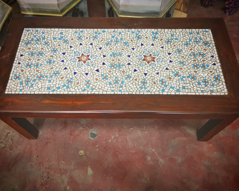 Starry nights coffee table