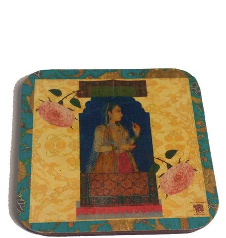 Rani and Raja coasters