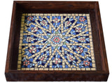 Shimmer Mosaic Serving tray