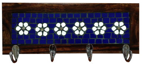 Daisy Mosaic Coat rack