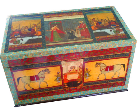 Equesterian Chest Box