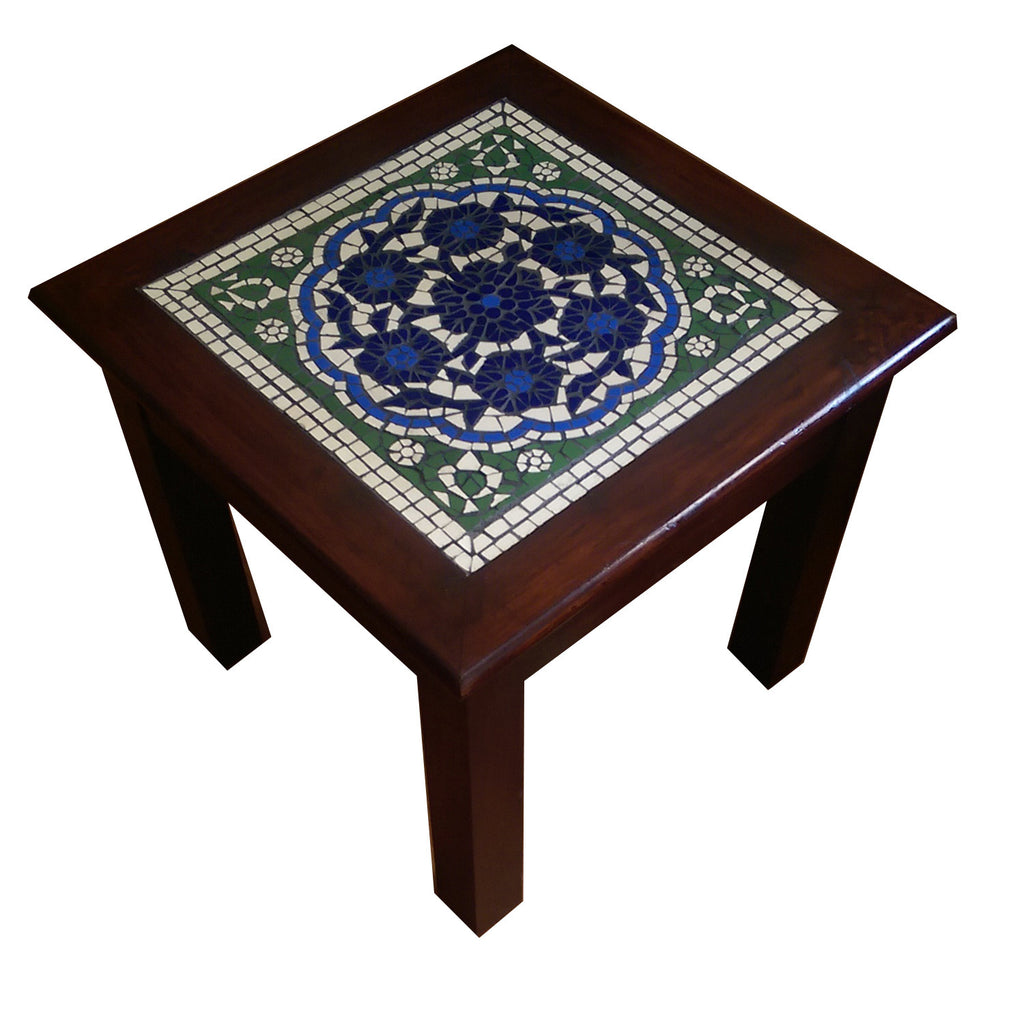 Forget Me Not End Table
