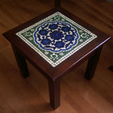 Forget-me-not end table
