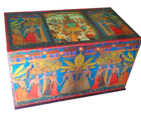 River Dance Chest box