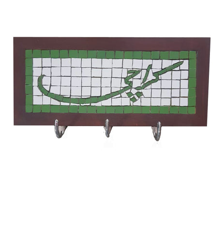 Karachi mosaic hanger or coat rack