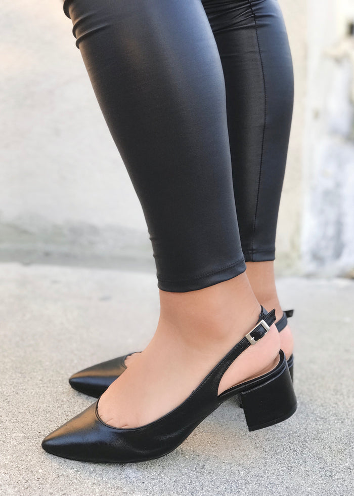 Napa Pointed Heel