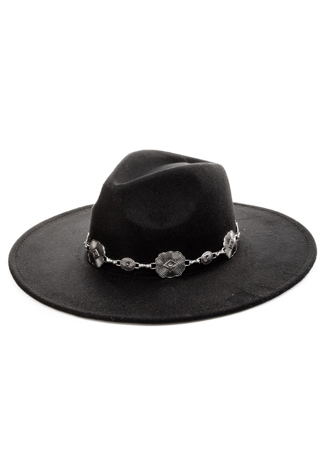Wild West Hat - Black