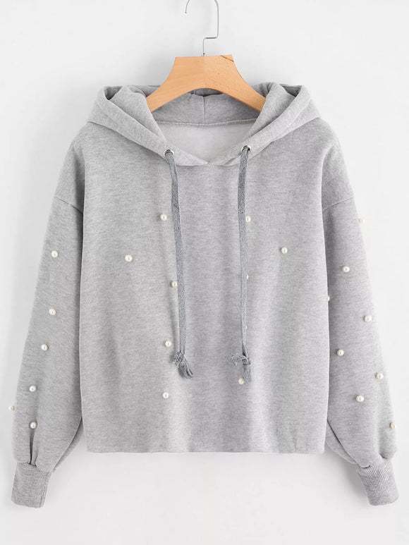 Everyday Swag Beaded Hood