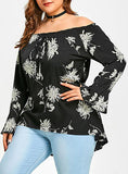Not Your Girl Plus Size Top