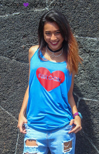 Queen of Hearts #HiloGirl Tank