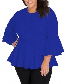 Blue Bell of The Ball Top