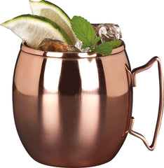 Bartending Tools - Copper Round Moscow Mule