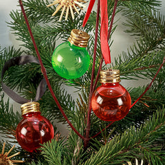 Christmas Baubles 12 Pack