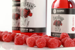 Raspberry Gin Flask 200ml