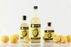 Lemoncello Flask 200ml