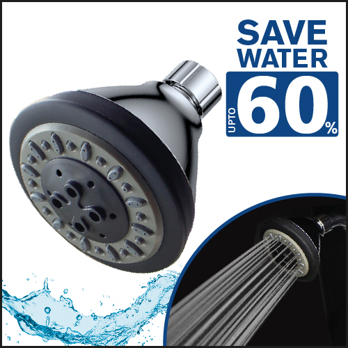 Water Saving Shower Heads