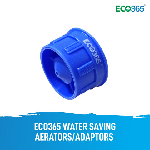 Eco365 Water Saving Aerators/Adaptors