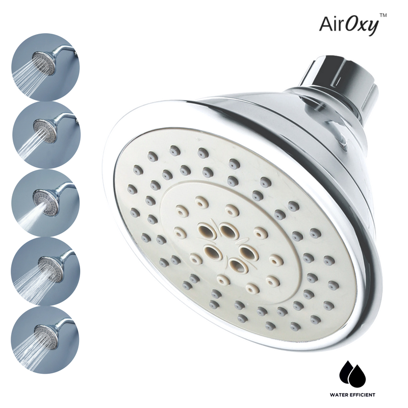AirOxy Water Saving Shower Heads