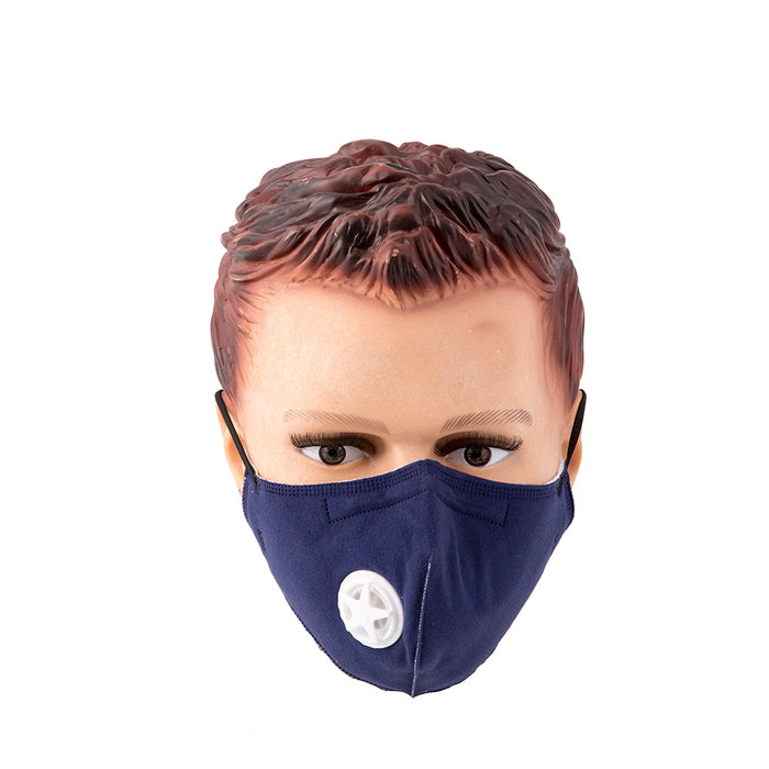 Anti Pollution cloth, carbon filter mask