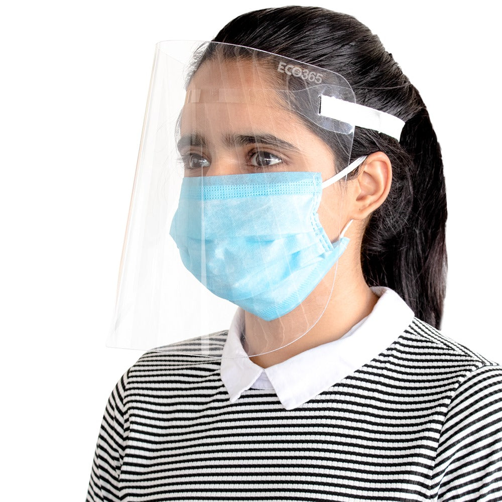 MDPS- Face Shield- Comfort(Pack of 10) - Eco365