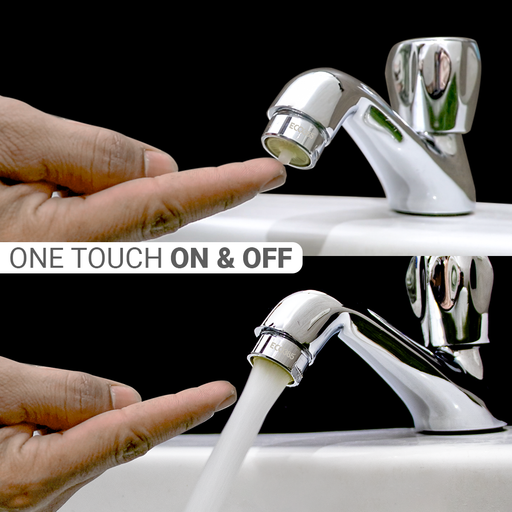 Hygiene Aerator (One Touch On-Off) - Eco365