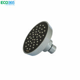 AirOxy - Water saving shower head (Black) Pack of 3