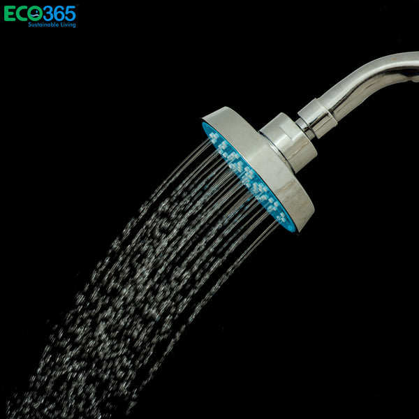 AirOxy - Water saving shower head (Blue) Pack of 2
