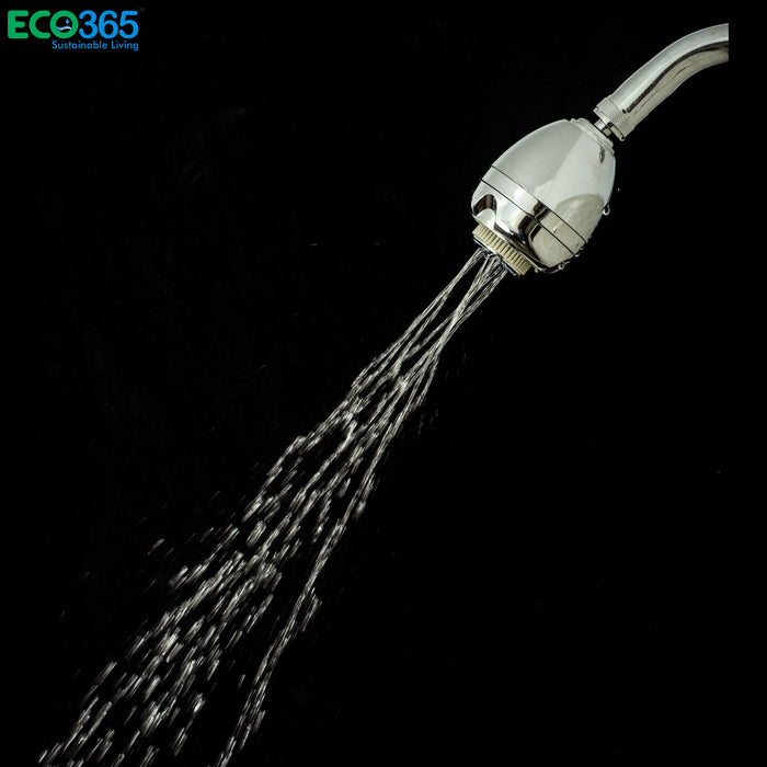 Dual Function Water Saving Shower Head Pack of 3
