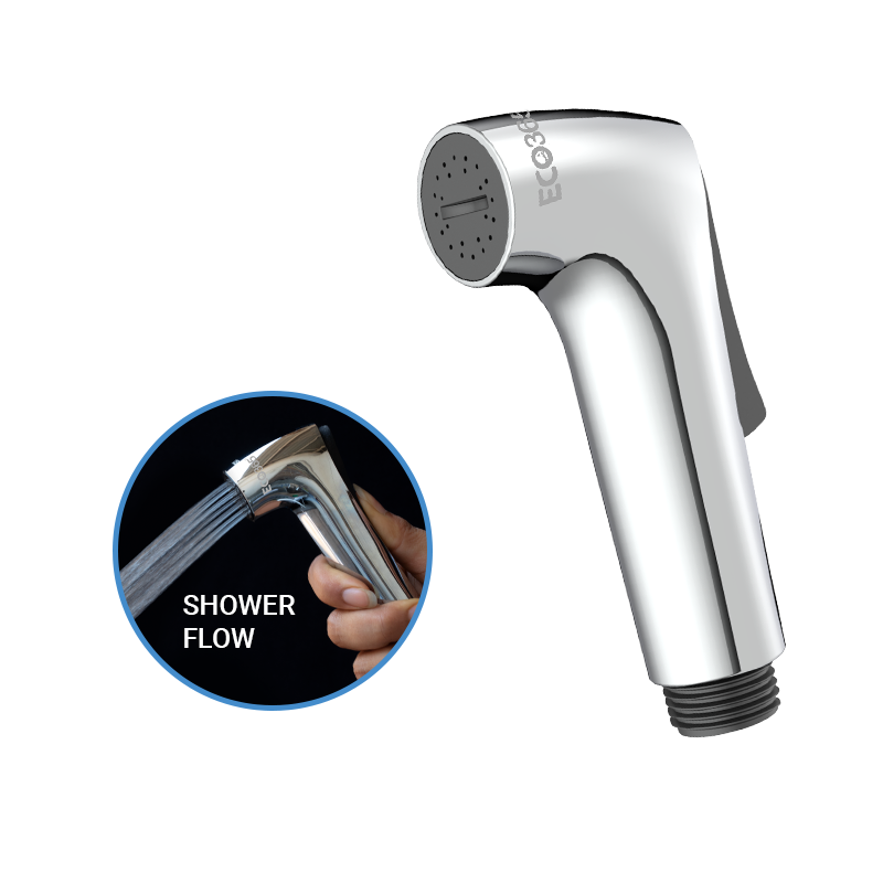 Water Saving Shattaf 2LPM - Shower Flow - Eco365