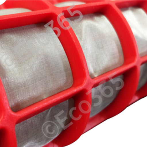 ECO365 Stainless Steel Mesh Cartridge for Water Tank Filter 1 inch