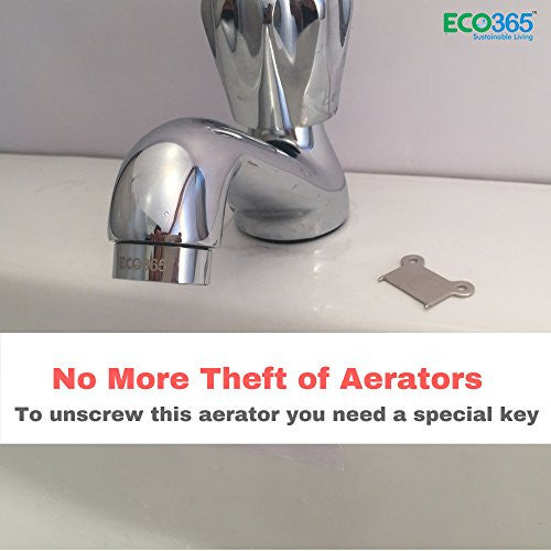 no more theft of aerators